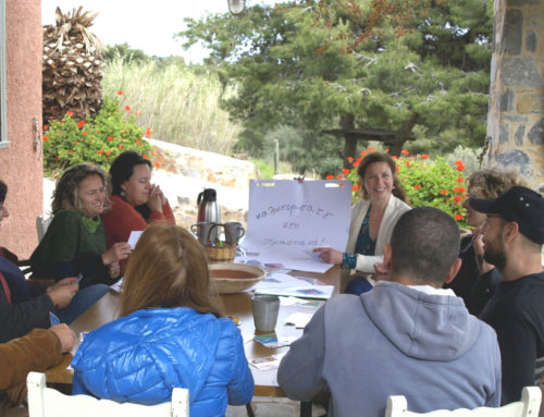 Open air Greek classes for beginners (A1)